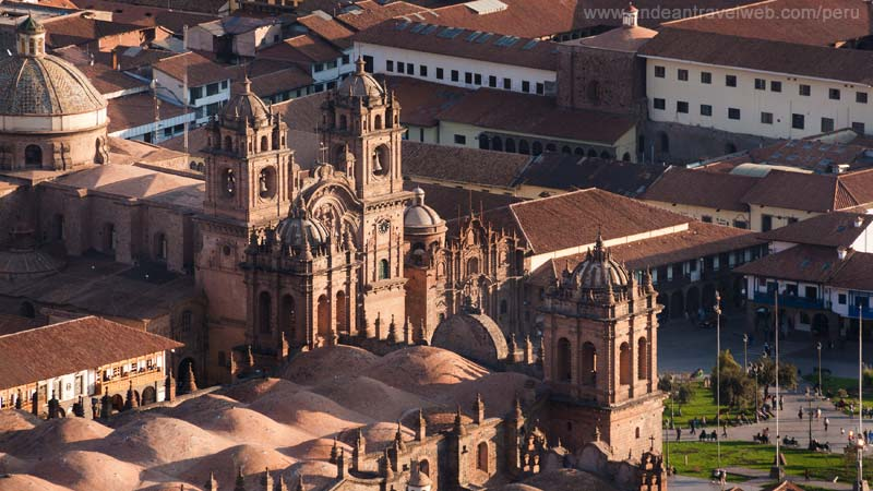 Cusco Cathedral and Compania Church