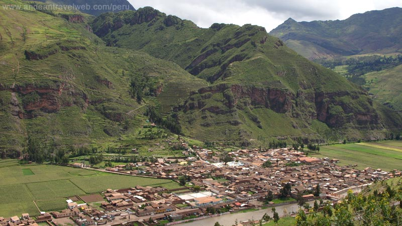 Pisac Town, Sacred Valley, Cusco