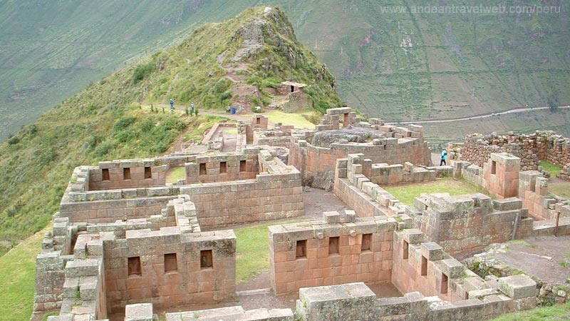 Pisac Ruins Sacred Valley Cusco